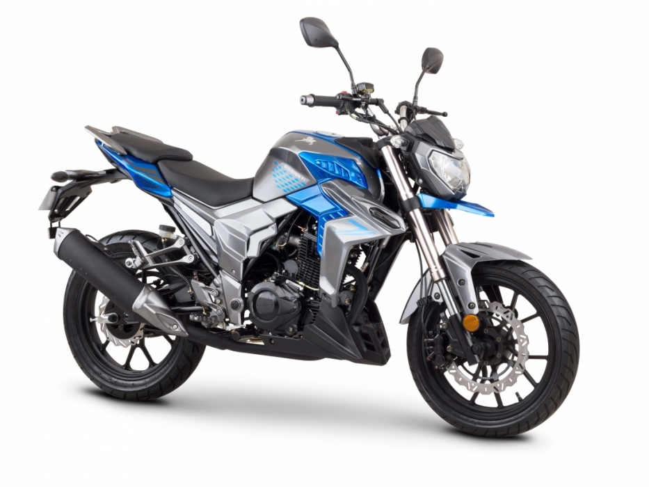 Motocykl Romet Division 125