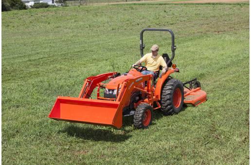 Ciągnik rolniczy Kubota L2501