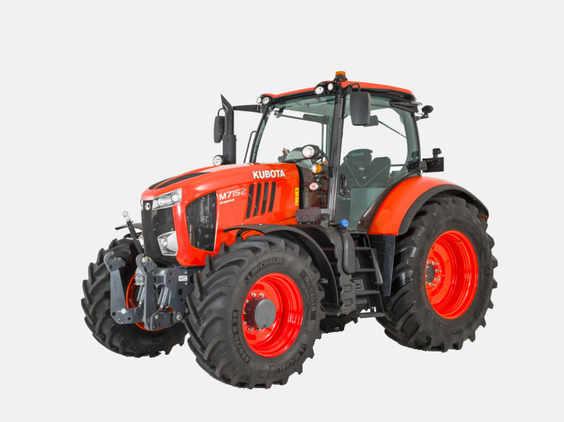 Ciągnik rolniczy Kubota M7172