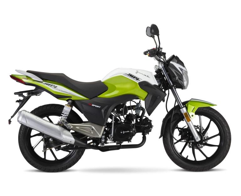 Motocykl Junak 904
