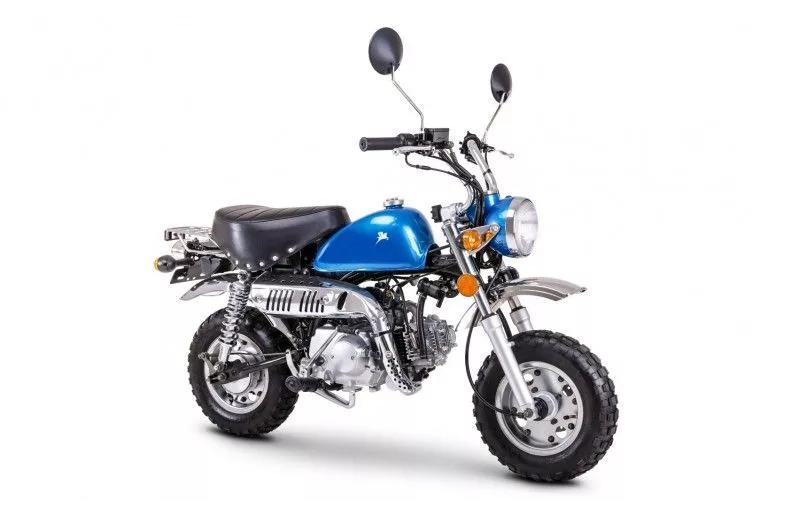 Motocykl Romet Pony Mini 125