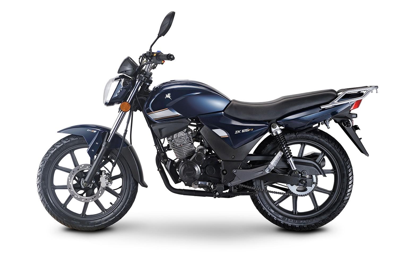 Motocykl Romet ZK 125FX