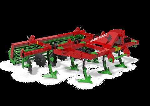 Agregat podorywkowy Agro-Masz AP30