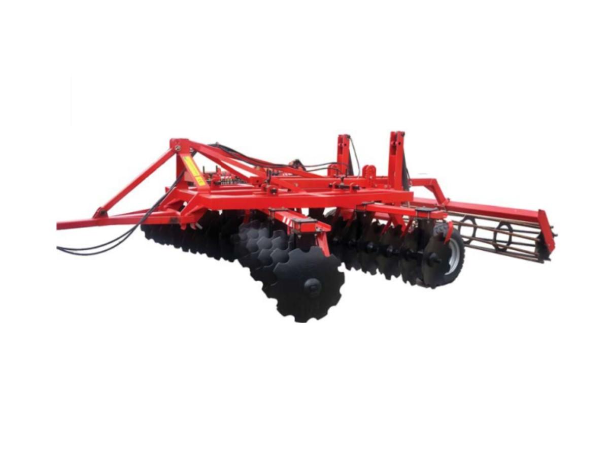 Agregat talerzowy Agro-Factory BTX2