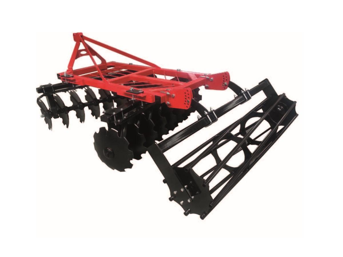 Agregat talerzowy Agro-Factory BTV2