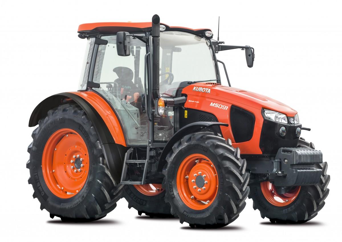 Ciągnik rolniczy Kubota M5091