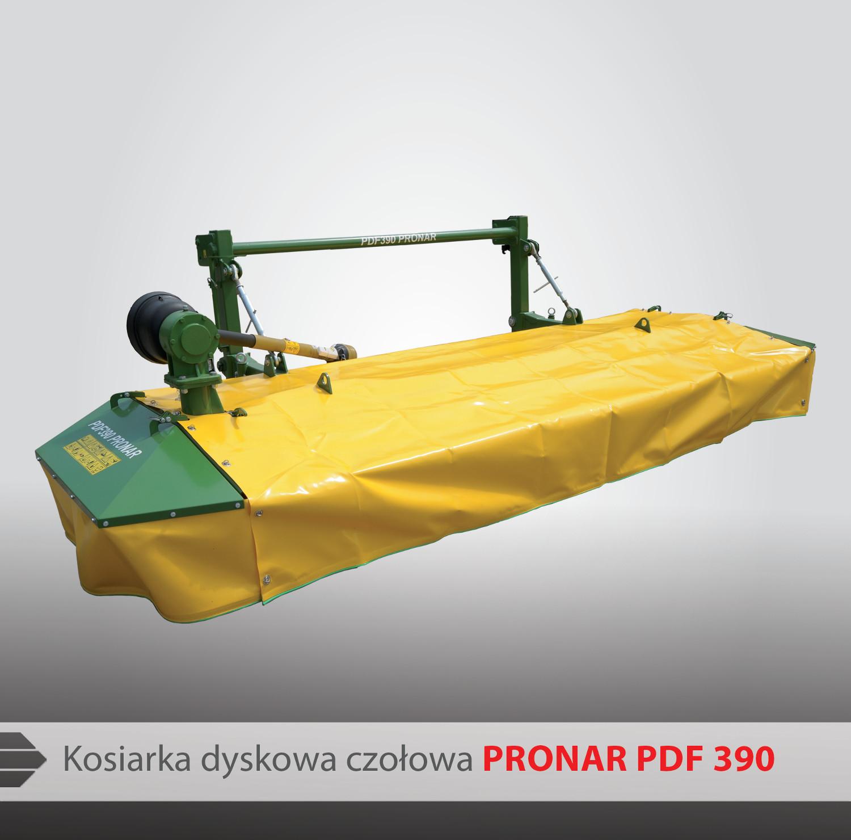 Kosiarka dyskowa Pronar PDF 390