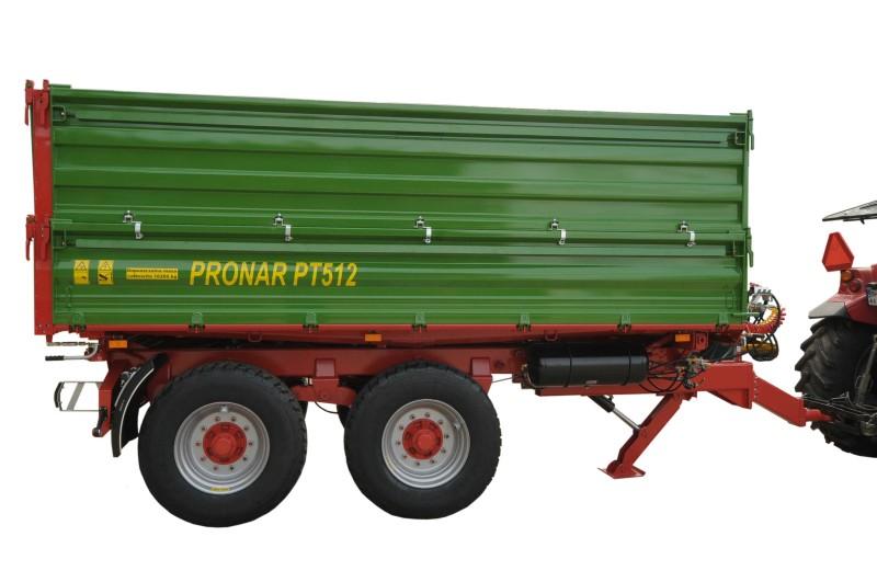 Przyczepa rolnicza Pronar PT512