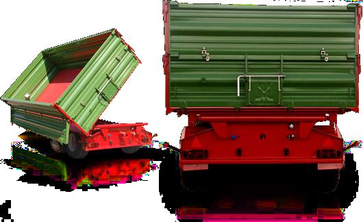 Przyczepa rolnicza Pronar T663/1