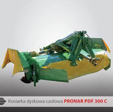 Kosiarka dyskowa Pronar PDF 300 C