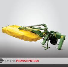 Kosiarka dyskowa Pronar PDT 300